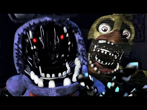 BONNIE AND CHICA ARE BACK! | Five Nights at Freddy's 2 - Part 2