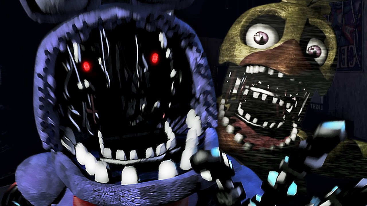 Bonnie and chica are back five nights at freddy s 2 part 2