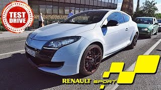 """Renault Sport"" - RENAULT MEGANE RS 2011. - TEST POLOVNIH VOZILA"