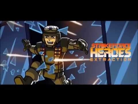 Strike force heroes extraction teaser video youtube