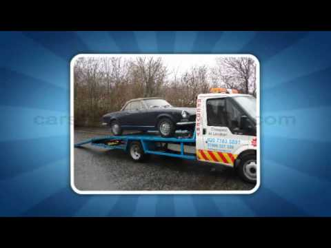 Cars Recovery London Portfolio  | Car Transport, Car Delivery