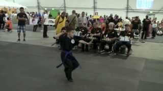 Tiger Claw 2013 - Pure Shaolin Kung Fu School Belmont