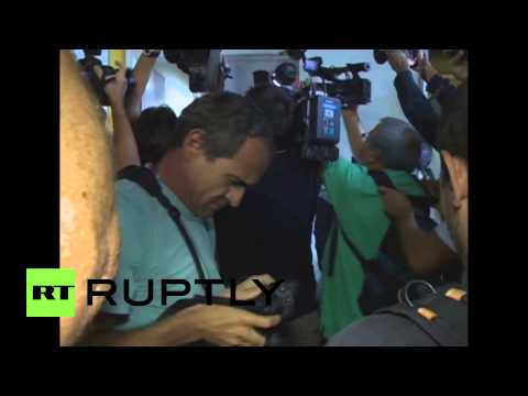 Brazil: FIFA partner held on suspicion of World Cup ticket fraud