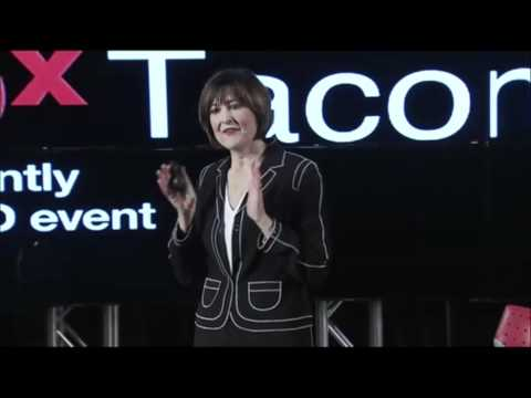 Liberate Your Data, Cloud Computing for the User: Janine Terrano at TEDxTacoma
