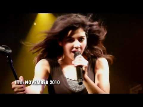 Marina and the Diamonds - Jealousy live The Copper Rooms, Warwick University 11-11-10
