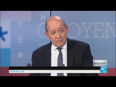 """Jean-Yves Le Drian : """"Daesh est une hydre à deux têtes"""" - TERRORISME"""
