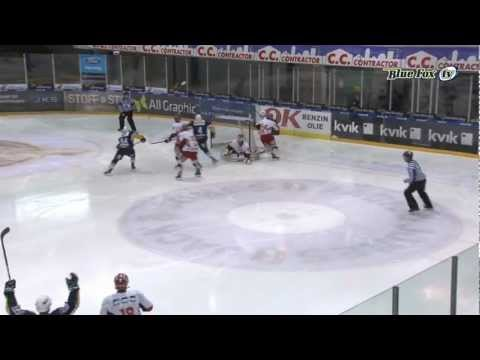 10-03-13 highlights Blue Fox - Rødovre Mighty Bulls