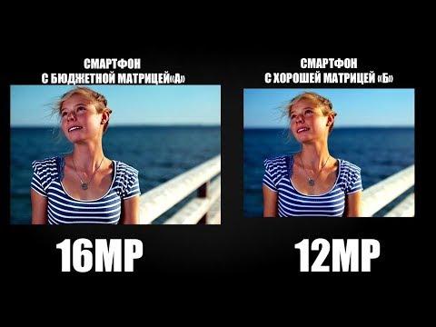 Как выбрать смартфон с хорошей камерой (2017)
