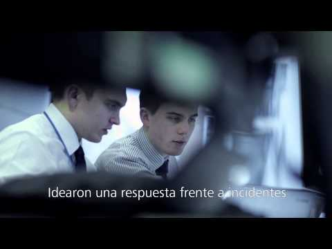 [Español] Cyber Security. Evolved.