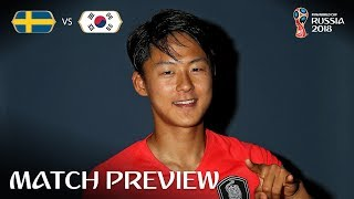 Lee Seung-Woo (Korea Republic) - Match 12 Preview - 2018 FIFA World Cup™