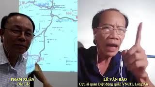 Bài nói chuyện của cựu sĩ quan Biệt động quân VNCH khiến những kẻ đang tôn vinh Cờ vàng phải câm nín