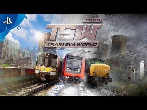 Train Sim World 2020 - Announce Trailer | PS4
