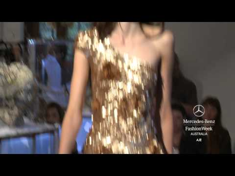 AJE - MERCEDES-BENZ FASHION WEEK AUSTRALIA SPRING SUMMER 2012/13 COLLECTIONS