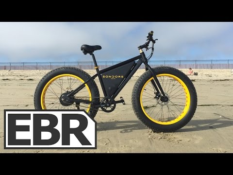 Sondors Indiegogo Electric Bike Video Review