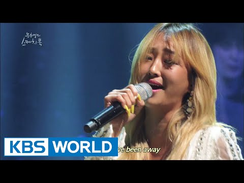 Sistar(soyou & Hyolyn) - Hurt(christina Aguilera) [yu Huiyeol's Sketchbook] video