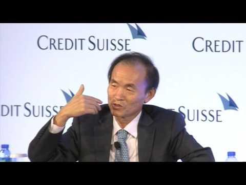AIC 2013 Replay: Keynote Economics: China, Europe and the US