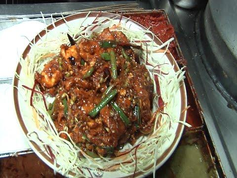 SPRINKEL CHICKEN | HOTELS IN INDIA | INDIAN STREET FOOD