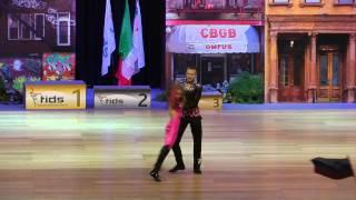Evelin Arh & Matej Matecko - Europameisterschaft 2015
