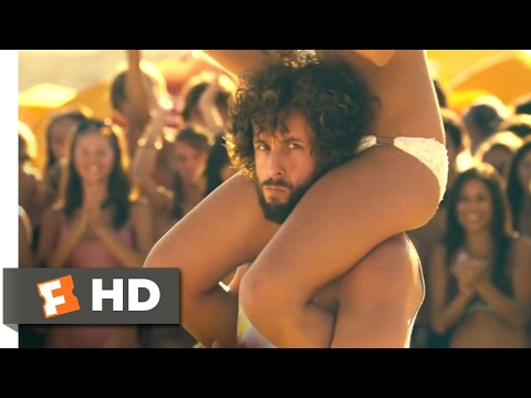 You Don't Mess With the Zohan (2008) - Introducing the Zohan Scene (1/10) | Movieclips thumbnail