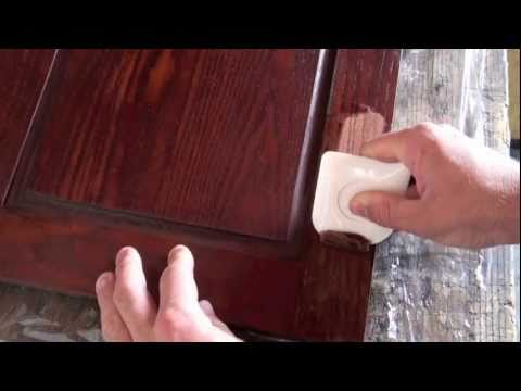 Prepare Wood For Paint / Stain / Varnish (TIME-LAPSE) Part 6 In Real