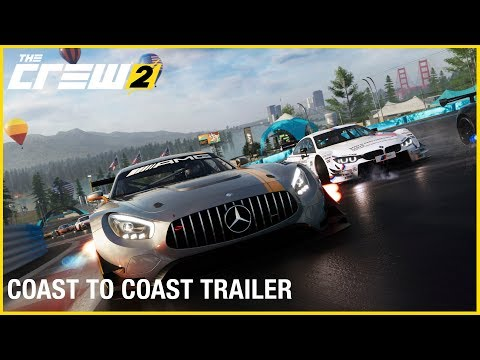 The Crew 2: Coast to Coast | Trailer | Ubisoft [NA]