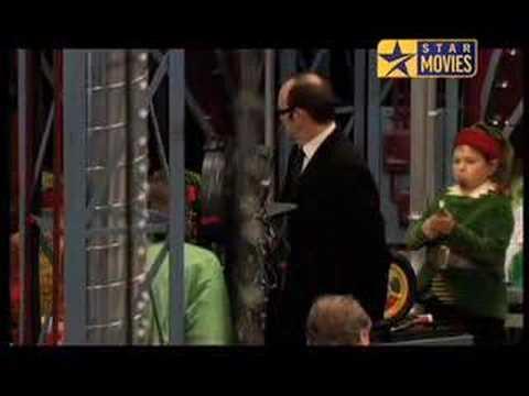VIP ACCESS -- FRED CLAUS Paul Giamatti Interview