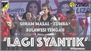 LAGI SYANTIK    LIZA NATALIA    SENAM MASSAL SULAWESI TENGAH SEHAT