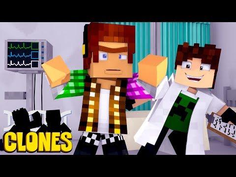 Minecraft Clones #2 : AUTHENTIC VIROU MUTANTE !!