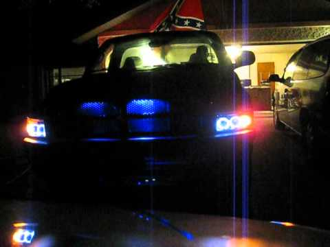 My New Headlights For A 2001 Dodge Ram From SpecDtuning