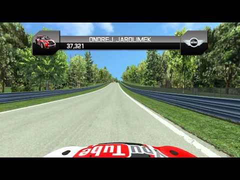 rFactor Mini Cup: Canada - Motorsport Park onboard preview