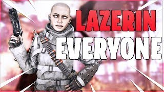 Lazering Everyone! - Apex Legends Gameplay