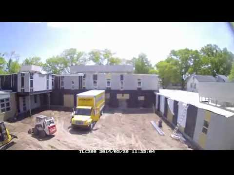 Construction of Lady Liberty Academy Charter School Newark, NJ