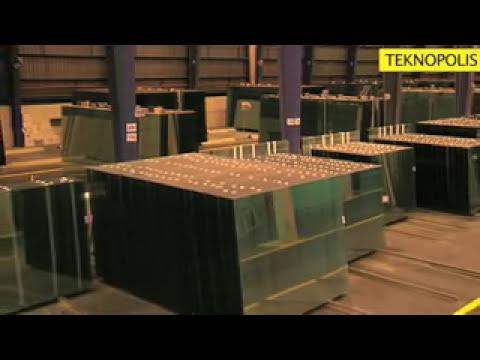 Proceso fabricación de vidrio.flv