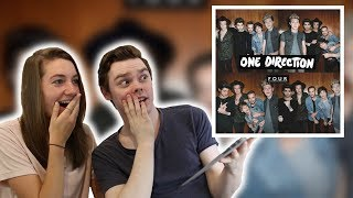 Download Lagu NEVER Listened to ONE DIRECTION 'Four' - Reaction Ft. HeyImNatalia Gratis STAFABAND