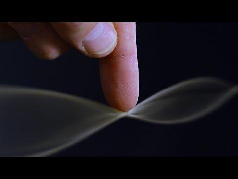 Любопытные физические эксперименты - колебания