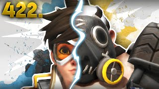Weird Recall TRICK!! | Overwatch Daily Moments Ep.422 (Funny and Random Moments)
