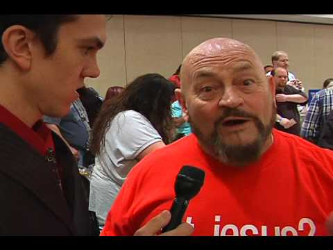 Ivan Koloff, Ryan Michaels, Angelina Love, And Kevin Sullivan Get Completely Damaged video