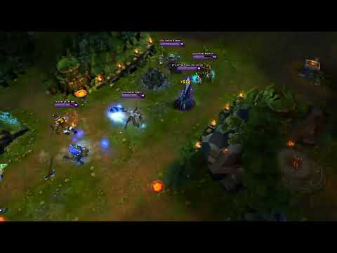 Random League of Legends Montage