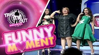 Perkenalkan, girlband bernama Kring-dut-on! - Take Me Out Indonesia