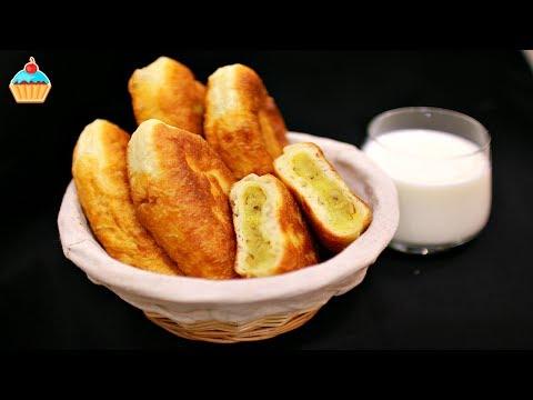 Бабушкины ПИРОЖКИ с картошкой и грибами / PIES with potato and mushrooms.