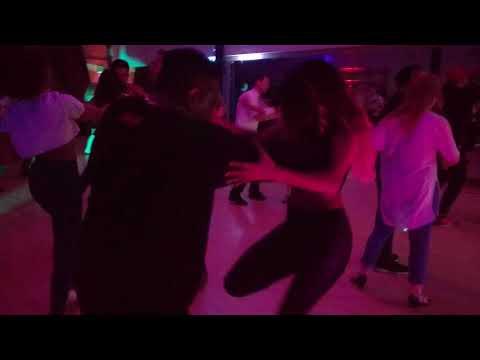 V4 UKDC DJ-KAKAH XMAS Social Dance Party ~ video by Zouk Soul
