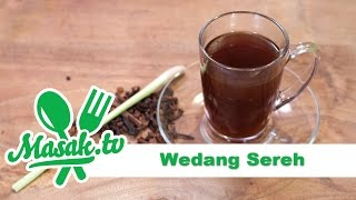 Wedang Sereh | Minuman #025