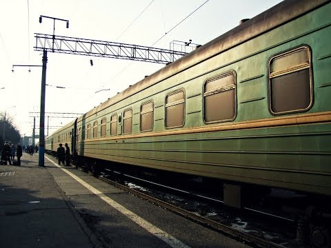 Travelling from Almaty to Tashkent by Train
