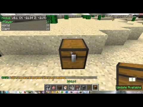 Как Поставить Рамку на Сундук в Майнкрафт | Видео на ...