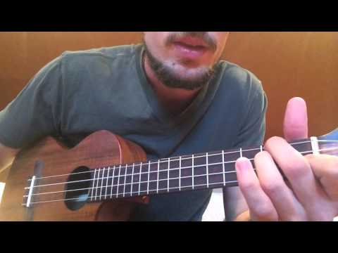 Learn to play Norwegian Wood by the Beatles on the Ukulele