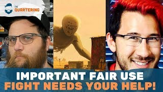 Joining Markiplier To FIGHT For Fair Use & Save The SCP!