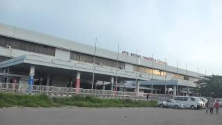 Arrival at the Airport in Chittagong   Bangladesh   August 2015
