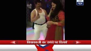 VIRAL VIDEO: Uttarakhand MLA Pranav Singh dances with revolvers in both hands