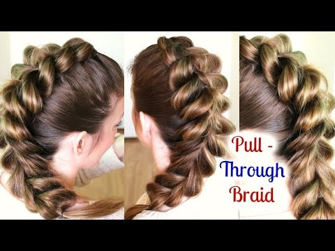 Cute and Easy Ponytail Hairstyle For School | School Hairstyles