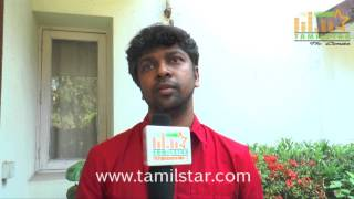 Madhan Karky At Thozha Movie Press Meet